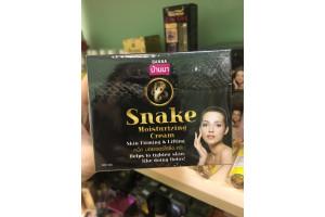 Banna Snake Moisturizing Cream крем для лица со змеиным ядом