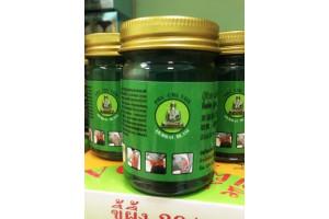 Mho Shee Woke тайский зеленый бальзам (50 гр)