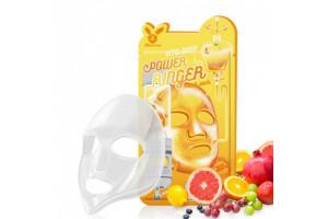 Elizavecca Vita Deep Power Einger mask pack витаминная тканевая маска