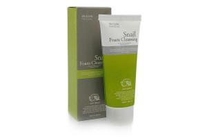 3W Clinic Snail Foam Cleansing пенка для умывания со слизью улитки