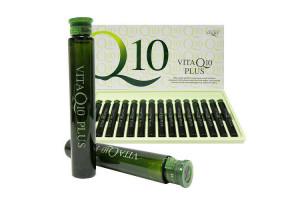 Incus Vita Q10 Plus Hair Ampoules ампульная сыворотка для волос (13мл)