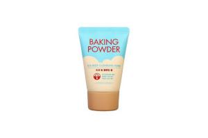 Baking Powder B.B Deep Cleansing Foam очищающая пенка для снятия ББ