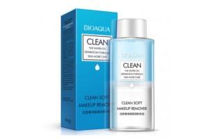 BoAqua Clean Soft MakeUp Remover двухфазное средство для снятия макияжа