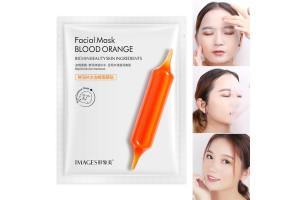 IMAGES Blood Orange омолаживающая маска с экстрактом апельсина