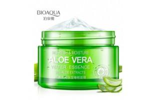 BioAqua Aloe Vera Water Essence ночная маска с соком Алоэ Вера