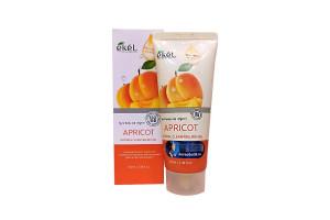 Ekel Apricot Natural Clean Peeling Gel пилинг с экстрактом абрикоса