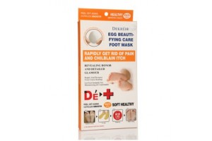 Dekrei Egg Beauti-Fying Care Foot Mask гелевые SPA-носочки