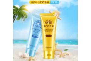 One Spring SunCare набор кремов (солнцезащитный + после загара)