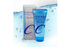 Enough Collagen Sun Cream SPF50+ солнцезащитный крем с коллагеном