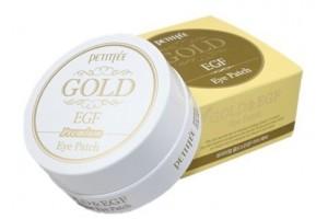 Petitfee Premium GOLD EGF Hydrogel Eye Patch патчи для глаз