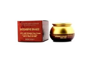 Bergamo Intensive Snake Syn-Ake Wrinkle Cream крем с ботокс-эффектом