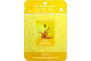 Mijin Cosmetics Gold Essence Mask тканевая маска с Золотом