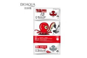 BioAqua Tako Pack 3-х этапная система очистки Т-зоны от черных точек