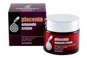 Zenzia Placenta Ampoule Cream крем для лица на основе плаценты