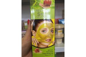Peel Off Snail Gold Mask маска-пленка с золотом и фильтратом улитки