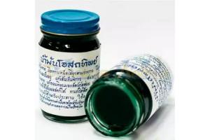 Бальзам Осотип (зеленый) - 50 гр., Тайланд