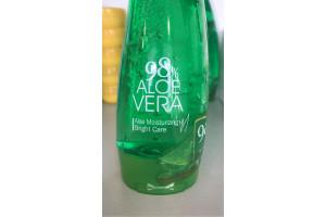 98% Aloe Vera Soothing Gel универсальный гель Алоэ Вера