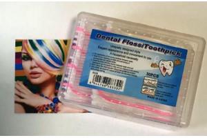 Dental Flossl ToothPick флосстики (30 шт)
