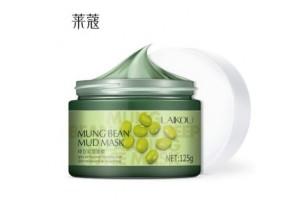 Laikou Mung Bean Mud Mask очищающая маска с бобами Мунг