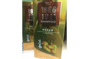 Oumile 101 Shampoo шампунь от облысения с имбирем (400 мл)