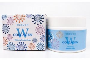 "Enough Collagen Whitening Moisture Cream отбеливающий крем ""Коллаген"""