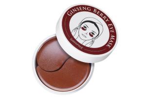 """Shangpree Ginseng Berry Eye Mask гидрогелевые патчи """"Женьшень"""""""