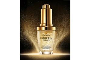 One Spring Gold Skin Essence сыворотка для лица с частицами золота