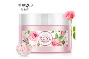 Images Crystal Powder Rose альгинатная маска с экстрактом розы (75 гр)