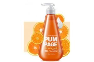 "BioAqua Pum Page гелевая зубная паста ""Апельсин"""