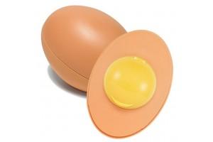Яичное мыло для лица Holika Holika Sleek Egg Skin Cleansing Foam