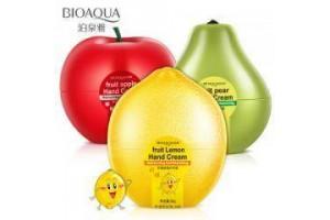 "BioAqua Fruit Hand Cream крем для рук ""Лимон"""