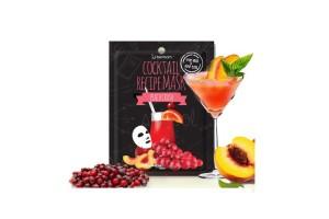 "Berrisom Cocktail Recipe Mask Peach Crush маска-коктейль ""Персик Краш"""