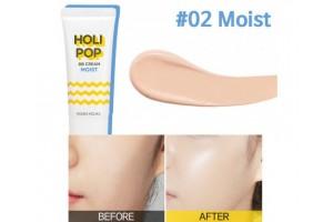 Holika Holika Holi Pop BB Cream Moist бб-крем (увлажнение)