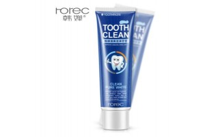 Rorec Tooth Clean отбеливающая зубная паста со вкусом мяты