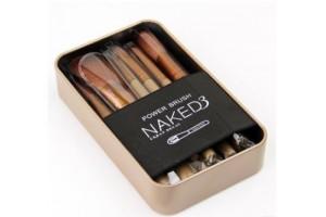 Набор кистей для макияжа Naked Urban Decay (12 шт)