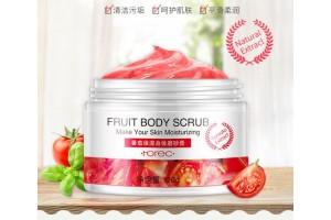 Rorec Fruit Body Scrub фруктовая скатка для тела (томат)