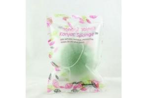 Gessie Konjac Sponge (Dry) натуральный спонж конняку
