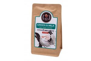Натуральный молотый кофе Green & Milk Coffee