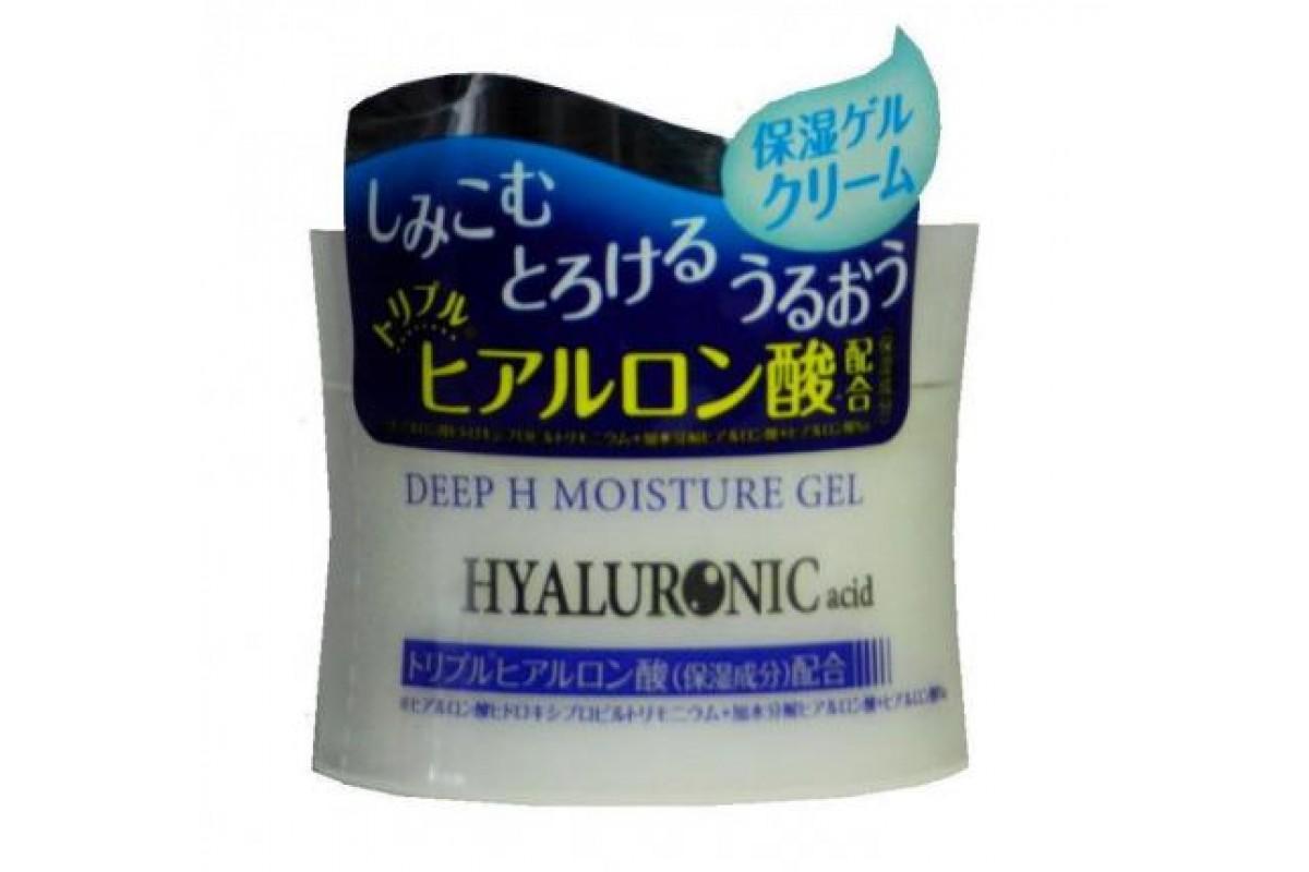 Daiso Deep H Moisture Gel Hyaluronic крем-гель для лица