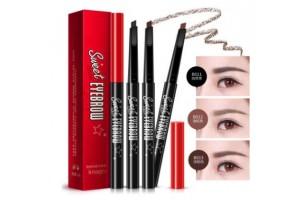Images Sweet Color EyeBrow водоустойчивый карандаш для бровей