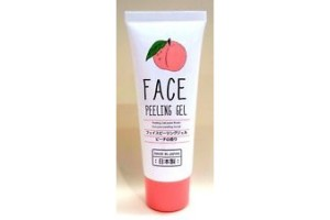 "Daiso Face Peeling Gel Пилинг-гель ""Персик"" (50 мл, Япония)"