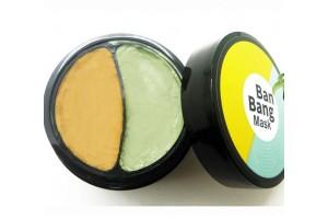 Images Ban Bang Mask двойная маска для очищения Т-зоны/подтяжки овала