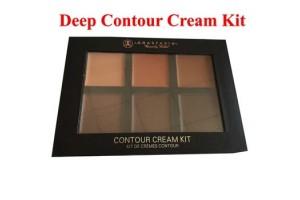 Палетка кремовых корректоров Anastasia Contour Cream Kit (deep)