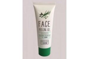 """Daiso Face Peeling Gel Пилинг-гель """"Полевые травы"""" (50 мл, Япония)"""