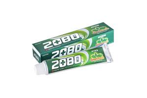"""Dental Clinic 2080 Green Fresh зубная паста """"Зеленый чай"""" (мятный вкус)"""
