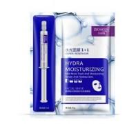 BioAqua Hydra Moisturizing набор с Гиалуроновой кислотой: маска+ эссенция в шприце