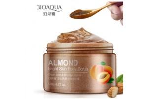 BioAqua Almond Bright Skin Body Scrub скраб для тела с миндалем