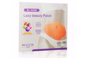 Патчи для моделирования живота Beacuir Lazy Beauty Patch