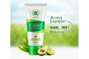 Rorec Care Fresh Oil Control пенка для очищения Контроль жирности кожи