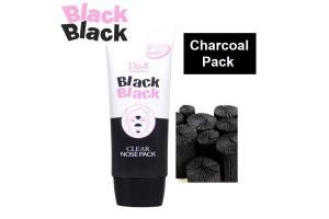 Nesura Black Black Charcoal Nose Pack маска из угля против черных точек